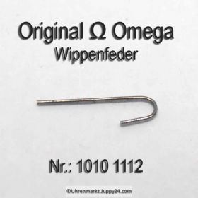 Omega Wippenfeder Omega 1010-1112 Cal. 1010 1011 1012 1020 1021 1022 1030 1035