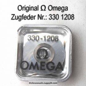 Omega Zugfeder Omega 330-1208 Omega Schleppfeder Cal. 330 331 332 333 340 341 342 343 344