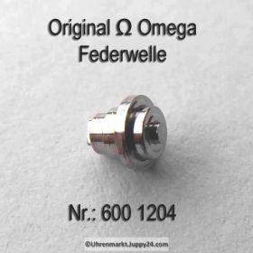 Omega Federwelle Omega 600-1204 Omega Ferderkern Cal. 600 601 602 610 611 613