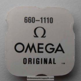 Omega Stellhebelfeder Omega 660-1110 Omega Winkelhebelfeder Cal. 660 661