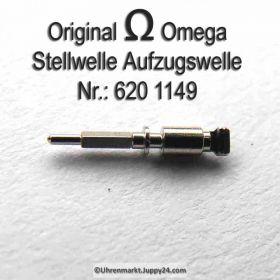 OMEGA Aufzugswelle zweiteilig Omega  620-1149 auch 620-1160 Cal. 620 630