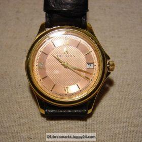 Delbana Quartz Herrenuhr Armbanduhr