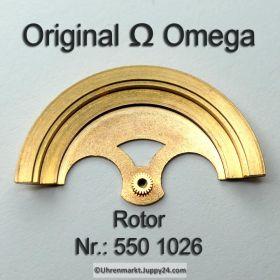 Omega Rotor Omega 550-1026 Cal. 550 551 552 560 561 562
