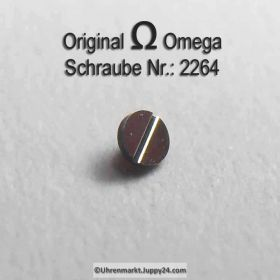 Omega Schraube 2264 Part Nr. Omega 2264