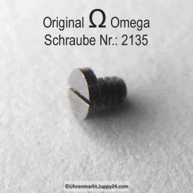 Omega Schraube 2135 Part Nr. Omega 2135