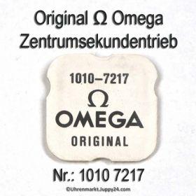 Omega 1010-7217 Zentrumsekundentrieb H1 mit Ring Omega 1010 7217 Cal. 1010 1011 1012 1030 1035