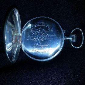 Taschenuhren 2 an der Zahl antik