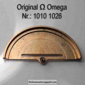 Omega Rotor gebraucht Omega 1010-1026 Cal. 1010 1011 1012 1020 1021 1022