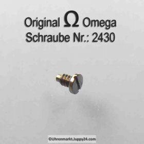 Omega Schraube 2430 Part Nr. Omega 2430