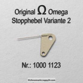 Omega Stopphebel Omega 1000-1123 Cal. 1000 1001 1002 1010 1011 1012 1020 1021 1022 1030 1035