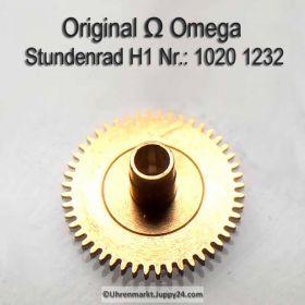 Omega Stundenrad 1020-1232 H1 2,04mm Omega 1020 1232 Cal. 1020 1021 1022