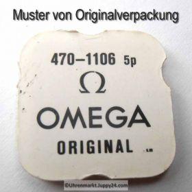 Omega Aufzugswelle Stellwelle Part Nr. Omega 470-1106 Cal. 470 471  510 511 520