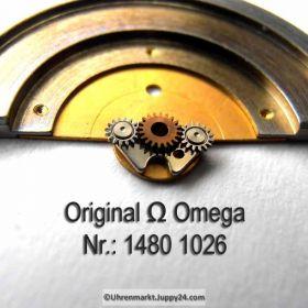 Omega Rotor gebraucht Omega 1480-1026 Cal. 1480 1481