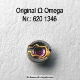 Omega 620-1346 Incabloc unten, Omega 620 1346 Cal. 620 630 660 670 671 672 680 681 682 683 684 685 710 711 712 715