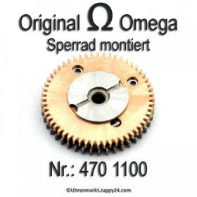 Omega Sperrad Omega 470-1100 Cal. 470 471 490 491 500 501 502 503 504 505