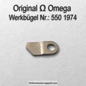 Omega 550-1974 Werkbügel, Werkbefestigungsbügel Omega 550 1974