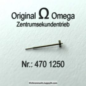 Omega Zentrumsekundentrieb 470-1250 Omega 470 1250 Höhe 5,75mm Cal. 470 471 500 501 505