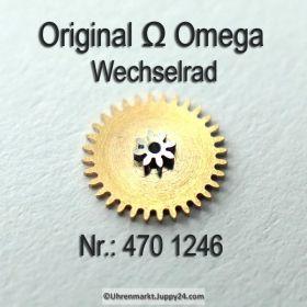 Omega Wechselrad 470-1246 Omega 470 1246 Cal. 470 470 490 491 500 501 505
