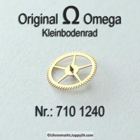 Omega Kleinbodenrad 710-1240 Omega 710 1240 Cal. 710 711 712