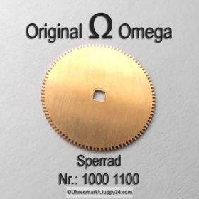 Omega 1000-1100 Omega Sperrad Cal. 1000 1001 1002