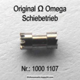 Omega 1000 1107 Omega Schiebetrieb Cal. 1000 1001 1002