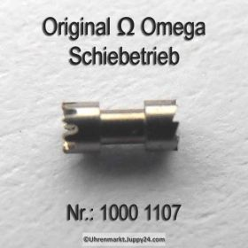 Omega Schiebetrieb Part Nr. Omega 1000 1107 Cal. 1000 1001 1002