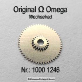 Omega Wechselrad 1000-1246 Omega 1000 1246 Cal. 1000 1001 1002