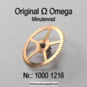 Omega Minutenrad Omega 1000-1216 Cal. 1000 1001 1002