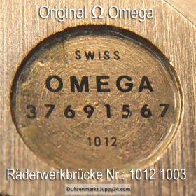 Omega Räderwerkbrücke Omega 1012-1003 Cal. 1012