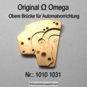 Omega obere Brücke für Automatvorrichtung Omega 1010-1031 Cal. 1010 1020