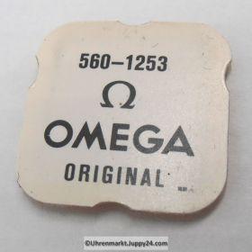 Omega 560-1253 Zentrumsekundentrieb Omega 560 1253 H2 5,09mm Cal. 560 561 562