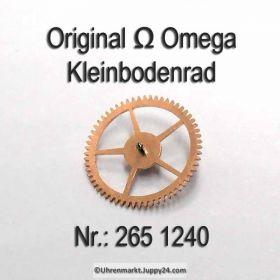 Omega Kleinbodenrad 265-1240 Omega 265 1240 Cal. 265, 266, 267, 268, 269 30T2