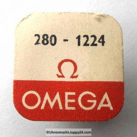 Omega Minutenrad mit Minutenrohr 280-1224 Omega 280 1224 5,30mm Cal. 30SC 30T1SC 30T2SC 30T2CPC 280 281