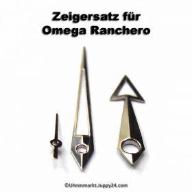 Zeigersatz passend für Omega Ranchero, Kal. 267 Ref. 2990 - 1 aus Uhrmachernachlaß