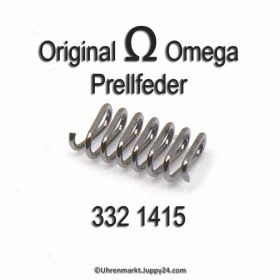 Omega 332-1415, Omega Prellfeder, 332 1415 Cal. 332 333 340 341 342 343 344 350 351 352 353 354 355