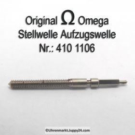 Omega Aufzugswelle Stellwelle Omega 410-1106 Cal. 410 420