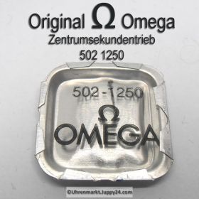 Omega 502-1250 Zentrumsekundentrieb Omega 502 1250 Höhe 6,35mm Cal. 502 503 504