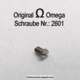 Omega 2601 Omega Schraube für Stellhebelfeder 2601