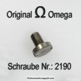 Omega Schraube 2190 Part Nr. Omega 2190