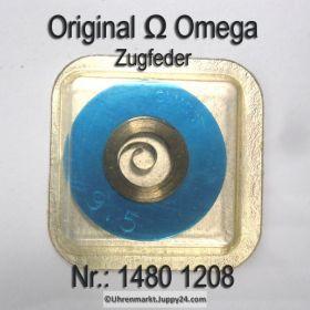 Omega Zugfeder Omega 1480-1208 Omega Schleppfeder Cal. 1480 1481