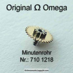 Omega Minutenrohr 710-1218 Omega 710 1218 H0 Höhe 1,85 mm Cal. 710 711 712