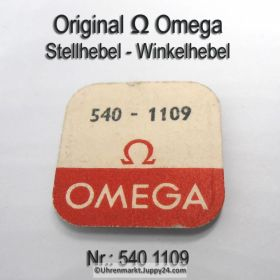 Omega 540-1109 Stellhebel Omega 540 1109 Omega Winkelhebel Cal. 540
