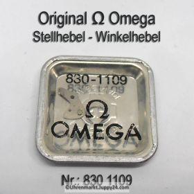 Omega Stellhebel NOS – Omega Winkelhebel Part Nr. Omega 830-1109 Cal. 830