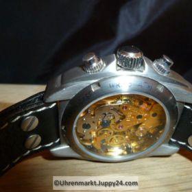 Junkers Chronograph Titan Handaufzug Datum 6404  P3133