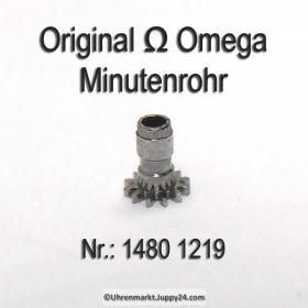 Omega Minutenrohr 1480-1219 H1 Omega 1480 1219 Cal. 1480 1481