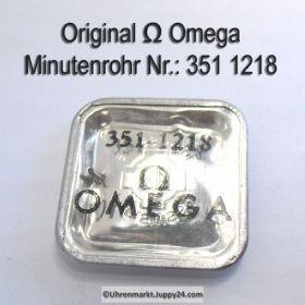 Omega Minutenrohr 351-1218 Omega 351-1218 Höhe 2,20 mm Cal. 351 352 354