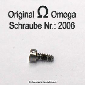 Omega Schraube 2006 Part Nr. Omega 2006