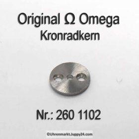 Omega 260 1102 Omega Kronradkern Cal. 30 30T1 30T2 30T2PC 260 265 266 267 269 283 284 285 286