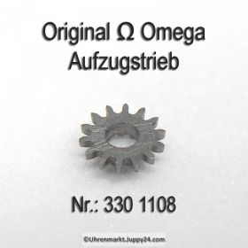 Omega Aufzugstrieb Part Nr. Omega 330 1108 Cal. 330 331 332 333 340 341 342 343 344 350 351 352 353 354 355