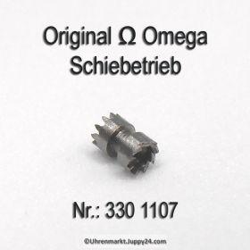 Omega Schiebetrieb Omega 330 1107 Cal. 330 331 332 333 340 341 342 343 344 350 351 352 353 354 355
